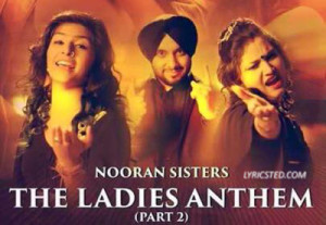 The Ladies Anthem Part 2 Nooran Sisters